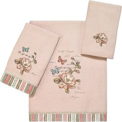 Avanti Butterfly Garden II Towel Collection