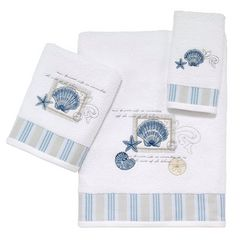 Avanti Island View Towel Collection