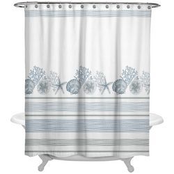 Avanti Santa Cruz Shower Curtain