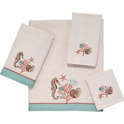 Avanti Seaside Vintage Towel Collection