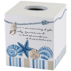 Island View Tissue Box Cover