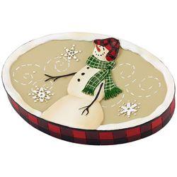 Avanti Snowman Gathering Soap Dish