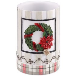 Avanti Farmhouse Holiday Bathroom Tumbler