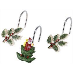 Avanti Spode Tree 12-pc. Shower Curtain Hooks