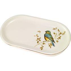 Avanti Gilded Birds Tray