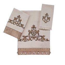 Avanti Monaco Towel Collection