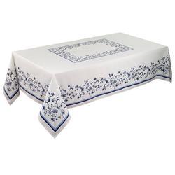 Blue Portofino Oblong Tablecloth