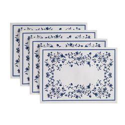 Spode Blue Portofino 4-pc. Placemat Set