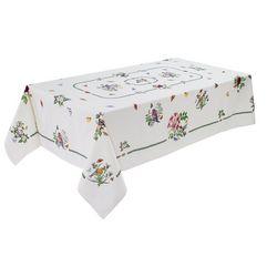 Avanti Portmeirion Botanical Birds Oblong Tablecloth