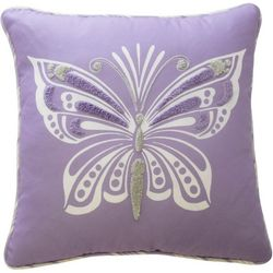 Waverly Kids Ipanema Embroidered Pillow