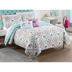 Waverly Kids Bollywood Reversible Comforter Set