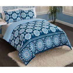 Vue Karma Love Reversible Microfiber Comforter Set