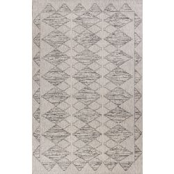 Kas Farmhouse 3212 Grey Boho Area Rug
