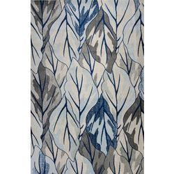 Kas Stella 6251 Grey/Navy Visons Area Rug