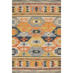 Kas Lisbon Grey Mission Area Rug