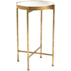 FirsTime Small Gild Pop Up Tray Table