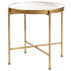 FirsTime Large Gild Pop Up Tray Table