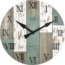 FirsTime 27'' Timberworks Wall Clock