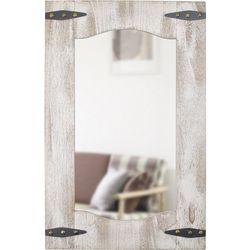 FirsTime Barn Door Wall Mirror
