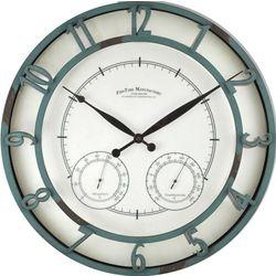 FirsTime 18'' Laguna Outdoor Clock