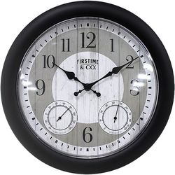 FirsTime Summer Cottage Outdoor Clock