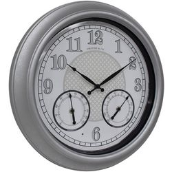 FirsTime Radiant LED Outdoor Clock