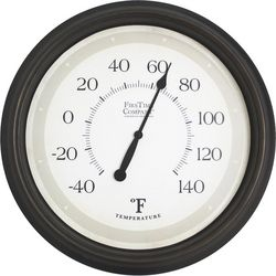 FirsTime Barden Outdoor Thermometer