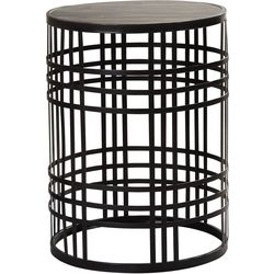 FirsTime Industrial Weave Table