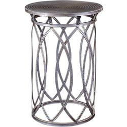 FirsTime Pewter Marquise Table