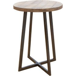FirsTime Miles Rustic Wood Table