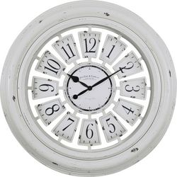 FirsTime 29'' Farmhouse Plaques Wall Clock