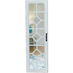 FirsTime White Eloise Jewelry Armoire