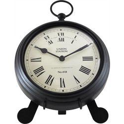 FirsTime Station Pocket Clock