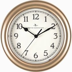 FirsTime 8.5'' Essential Wall Clock