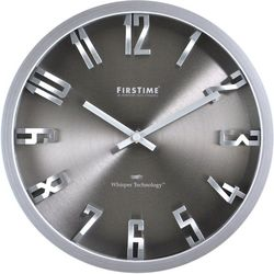 FirsTime 10'' Steel Dimension Wall Clock