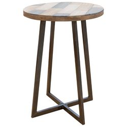 FirsTime Miller Rustic Wood Table