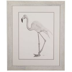 Linnea Szymanski 'Rosy' Original Drawing Framed Art