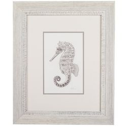 Linnea Szymanski 'Sugar' Original Drawing Framed Art