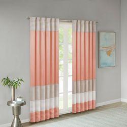 Amherst Polyoni Pintuck Window Curtain