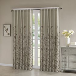 Madison Park Tunisia Window Curtain Panel