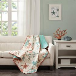 Pebble Beach Oversized Quilted Throw
