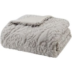 Madison Park Norfolk Plush Down Alternative Throw
