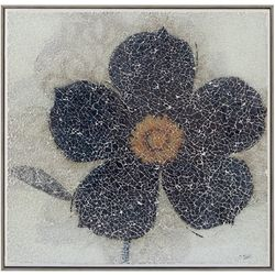 Harbor House Mosaic Flower Decorative Wall Art