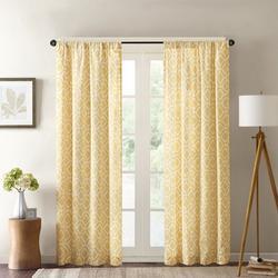 Delray Diamond Curtain Panel