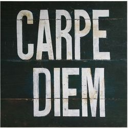 Ink + Ivy Carpe Diem Canvas Wall Art