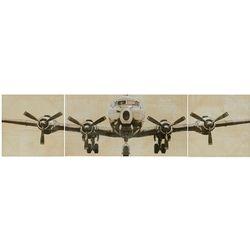 Intelligent Design Flight Time 3-pc. Canvas Wall Art