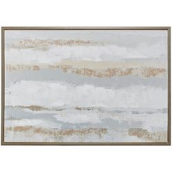 Madison Park Strato Framed Canvas Wall Art