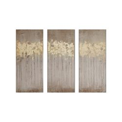 Madison Park Sandy Forest 3-pc. Canvas Wall Art