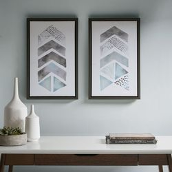 Urban Habitat This And That Way 2-pc. Canvas Wall Art