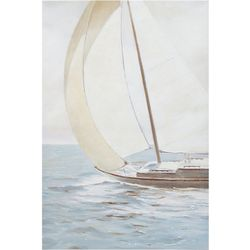 Madison Park Sail Away Canvas Wall Art